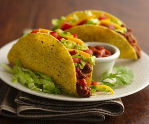 Easy mexican beef tacos 30 minute meals pinterest mexicans easy mexican beef tacos 30 minute meal whats cooking forumfinder Choice Image