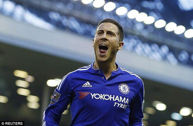 Eden Hazard showed his class with a goal as Chelsea drew 1-1 at Liverpool in the Premier League