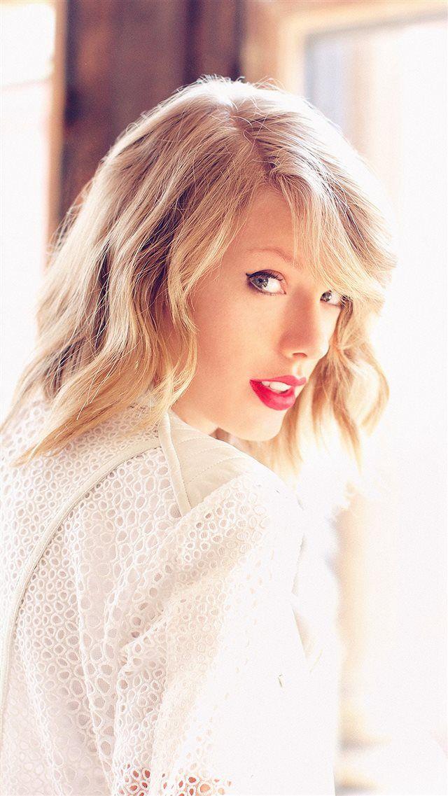 Taylor Swift Music Girl Beauty Iphone 8 Wallpaper Taylor Swift Wallpaper Taylor Swift Pictures Taylor Swift