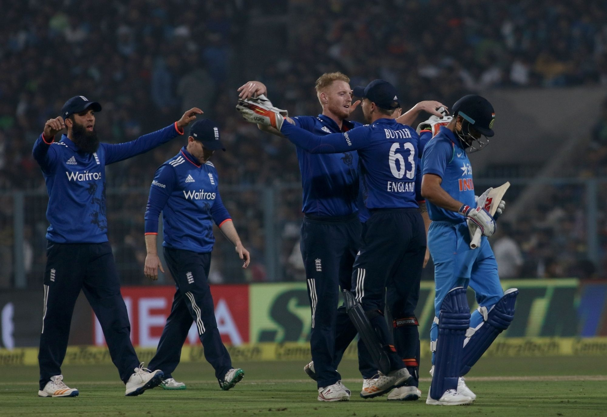 'Precise' England outplayed us Kohli Cricket sport