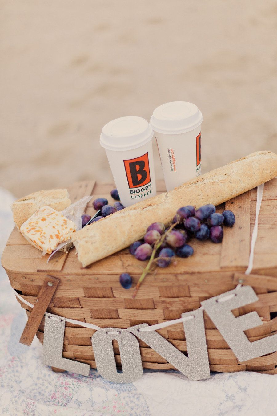 a love picnic  Photography by http://kristinlavoiephotography.com