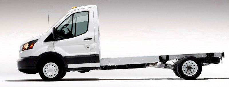 2015 Ford Transit Is Nearly Here Summer 2014 Arrival Work Van
