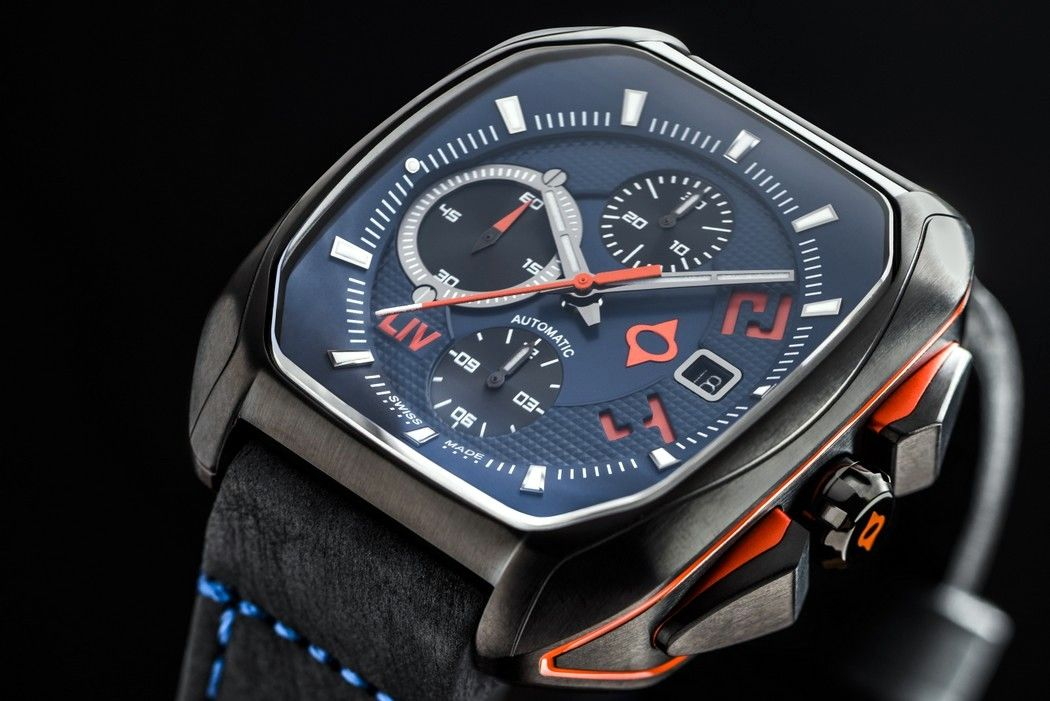 https://vimeo.com/209374127 The Rebel watches by LIV have a secret ingredient that makes it a significantly different and refreshing timepiece. Men may know what they want, but