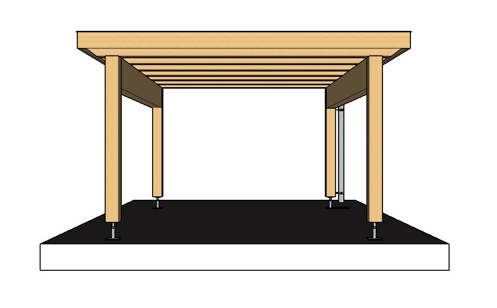 Ein Carport Selber Bauen Ist Das Schwer Antwort Nein Mit Der Richtigen Bauanleitung Und Mit Einigen Insidertipp Carport Selber Bauen Selber Bauen Carport