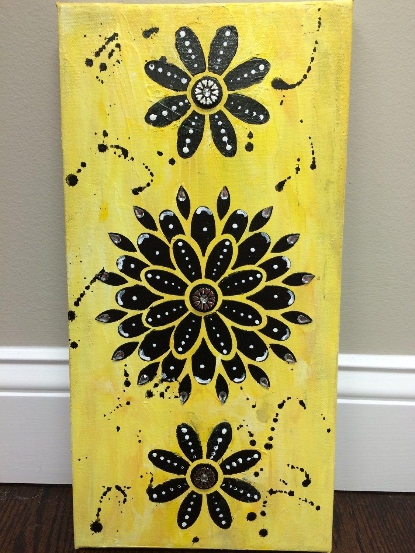 Fashionista Art Decor, yellow and black art decor, Fashion Art ...