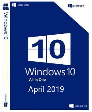 Windows 10 AIO ISO Full 2019 Free Download | Filepapa com in 2019