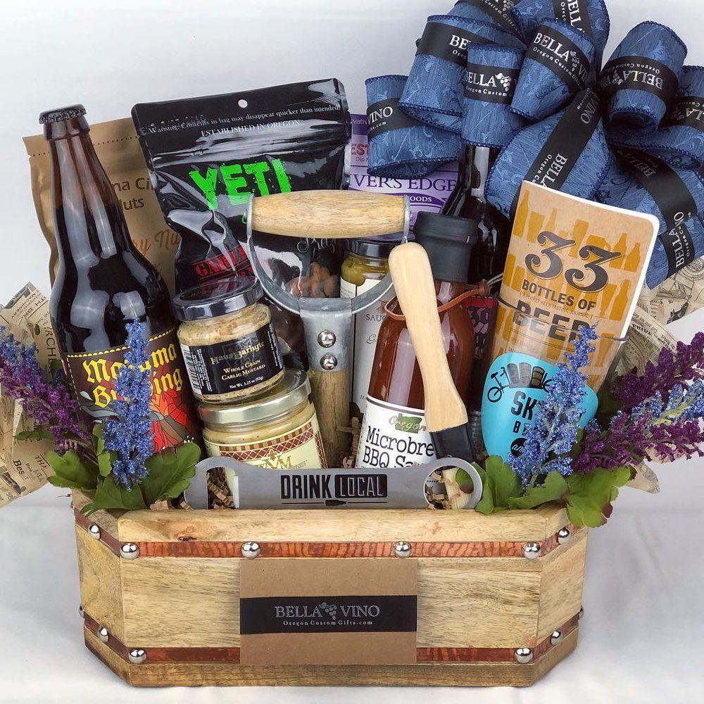 Corvallis craft beer gift basket craft beer gifts beer