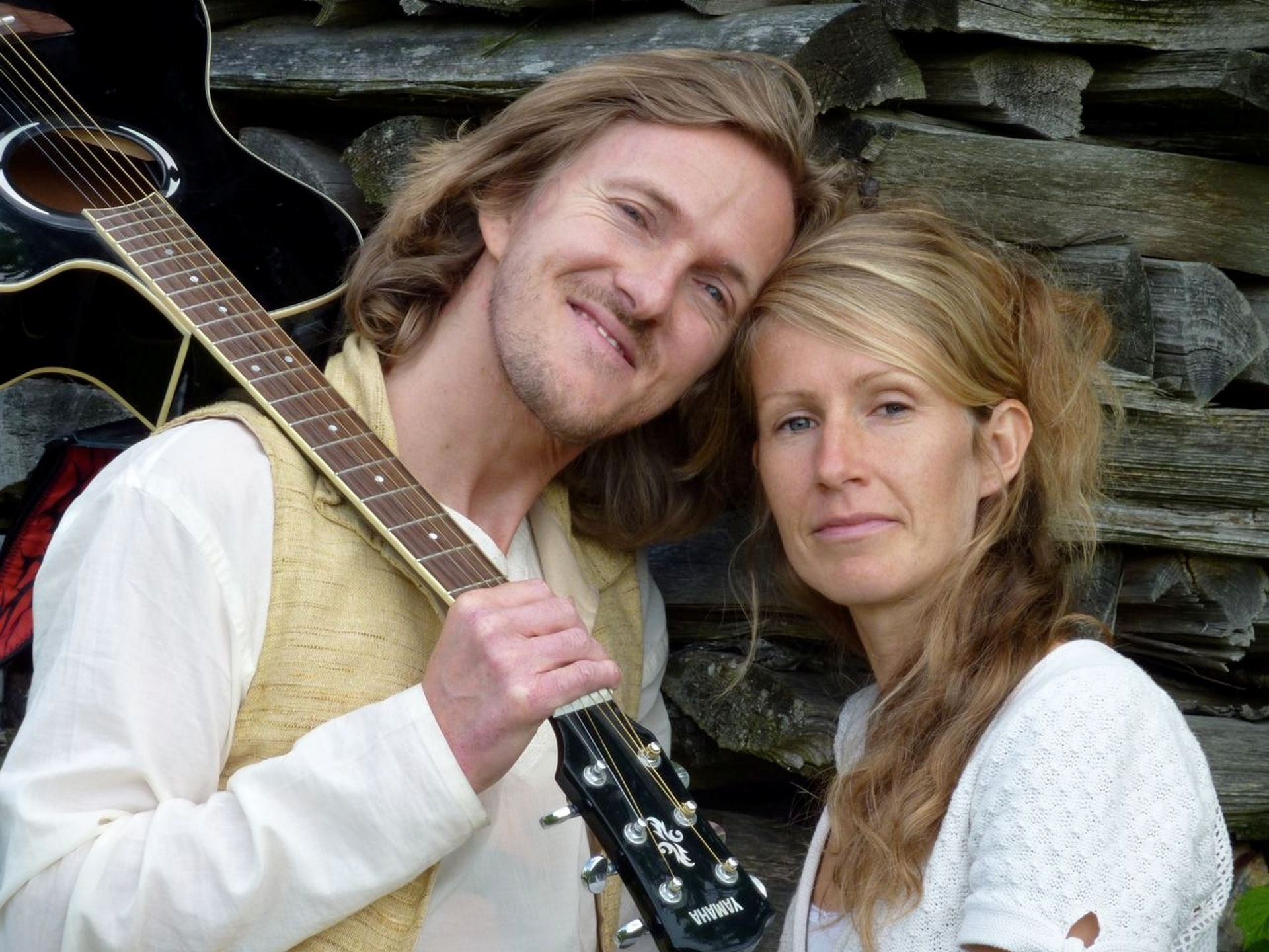 David and Katrin Mages, musicians with different styles allround the world