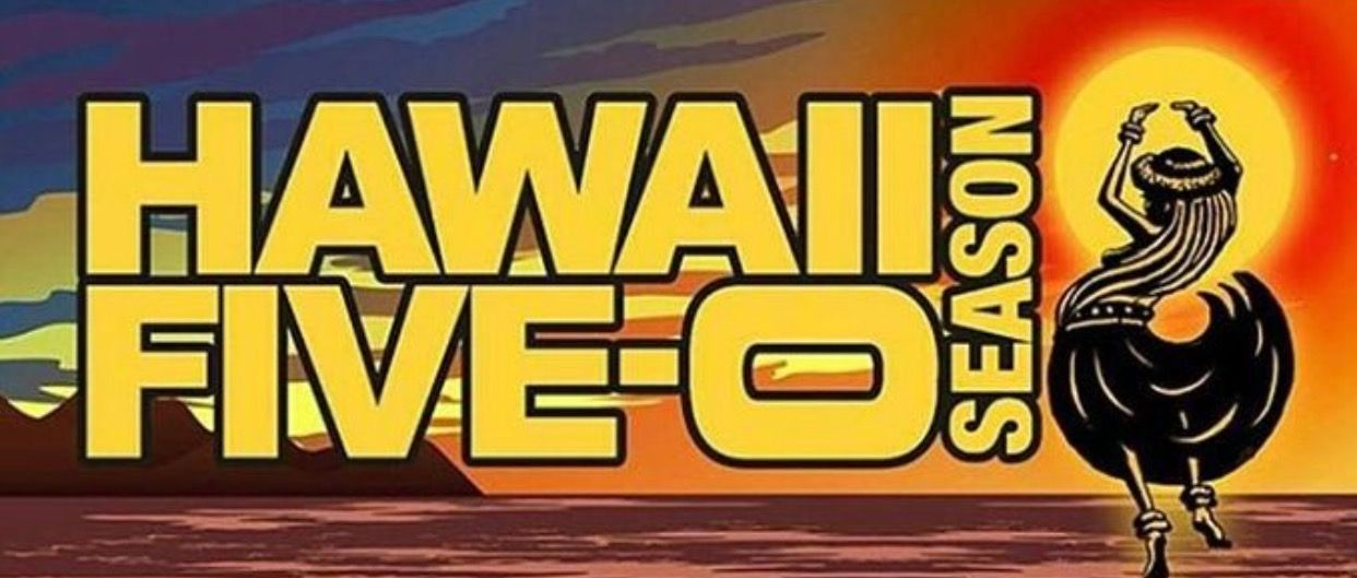 Hawaii Five-0 got picked up for another season   SEASON 8 HERE WE COME! ♥️