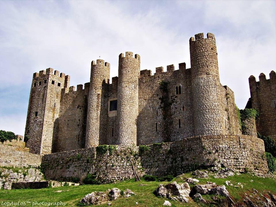 Castelo de Óbidos, PORTUGAL   ..rh