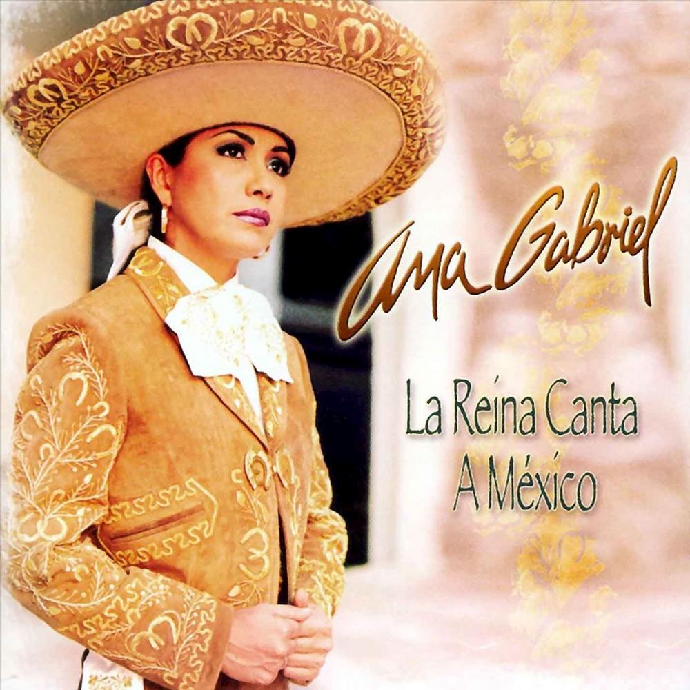 Ana Gabriel La Reina Canta A Mexico Latin Music Vicente