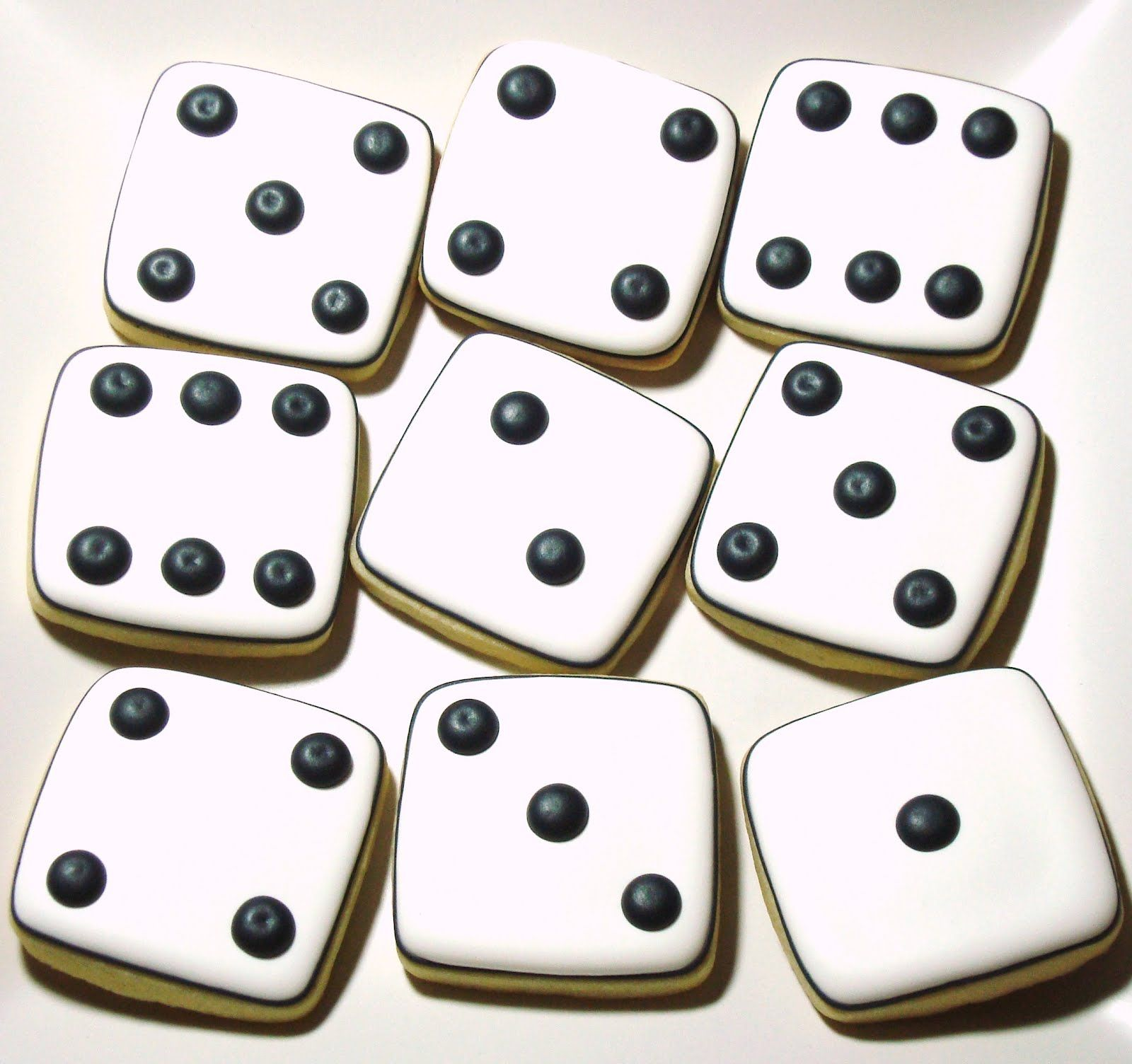 SugarBliss Cookies: SugarBliss Dice You can order these by following the  link.