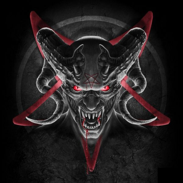 evil demon skulls wallpaper - photo #27