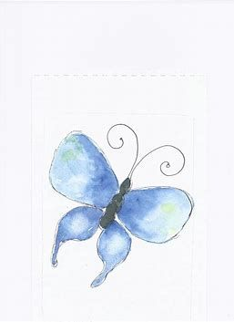 Image Result For Watercolor Butterfly Aquarell Tiere Aquarell