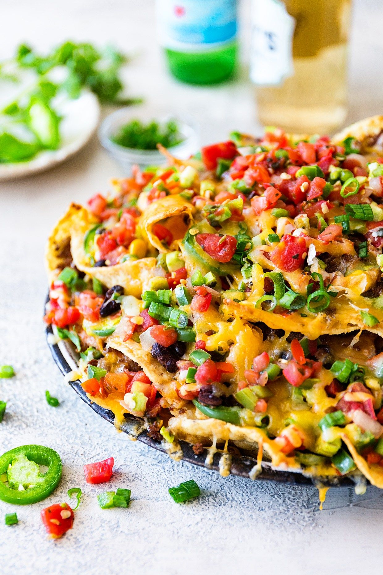 Fully Loaded Nachos images