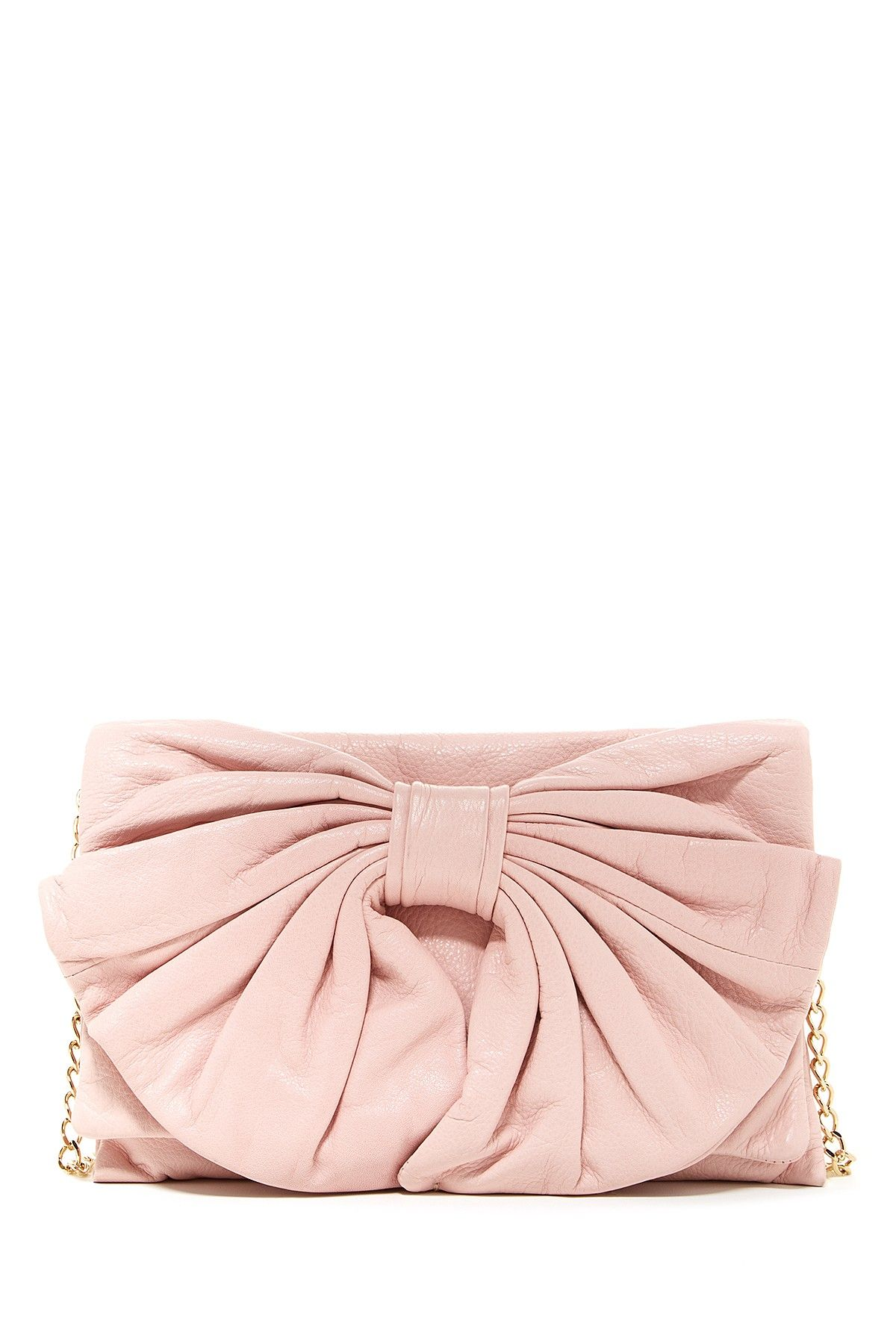 Convertible Bow Clutch