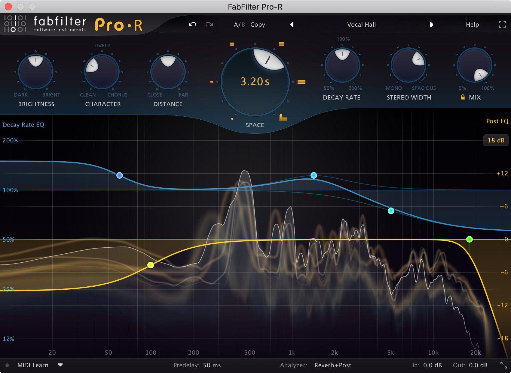 Fabfilter Pro R Plug In Download Audio Interface Design Plugs