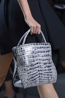 f7de7f3cf199 BagAddicts Anonymous   PFW  Dior Spring Summer 2013 Runway   Bags Report