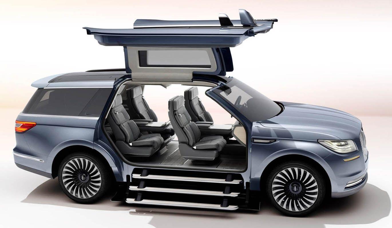 شركة لينكون الأميركية تعمل على تطوير سيارة كهربائية جديدة بالكامل لأول مر ة موقع ويلز In 2020 Best Suv Lincoln Navigator Tesla Suv