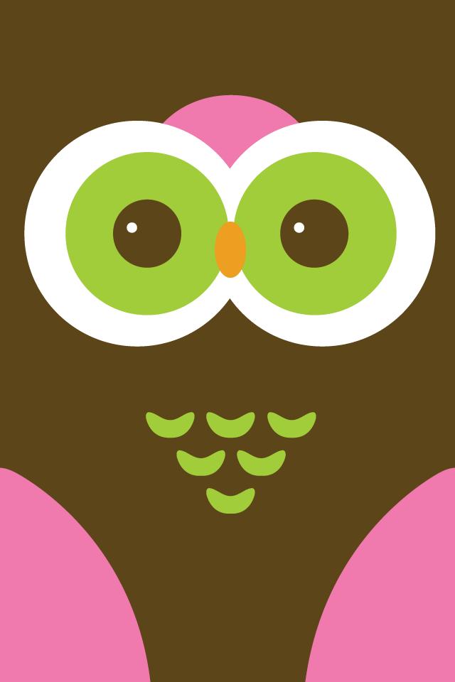 Cute Iphone 5 Owl Wallpaper Tag