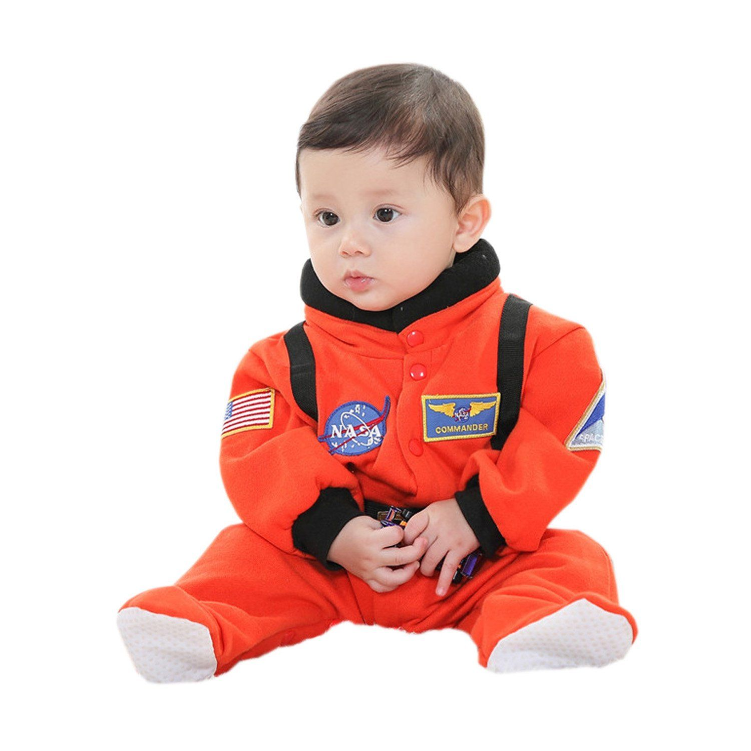 NASA Astronaut Tot Space Suit Baby Infant Costume