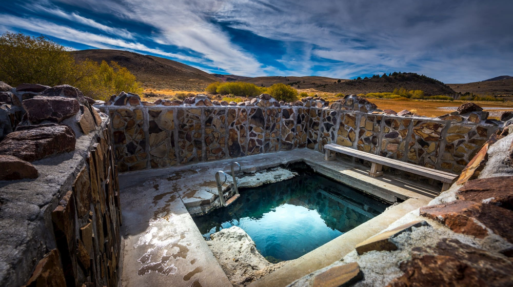 Alvord Hot Springs, OR | Oregon travel, Explore oregon, Places to go
