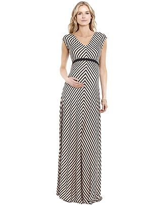 59f7498cbdd72 Jessica Simpson has a great maternity line with Motherhood Maternity (also  sold at Macy's) with maxi dresses! Bonus: the dresses still fit after  delivery!