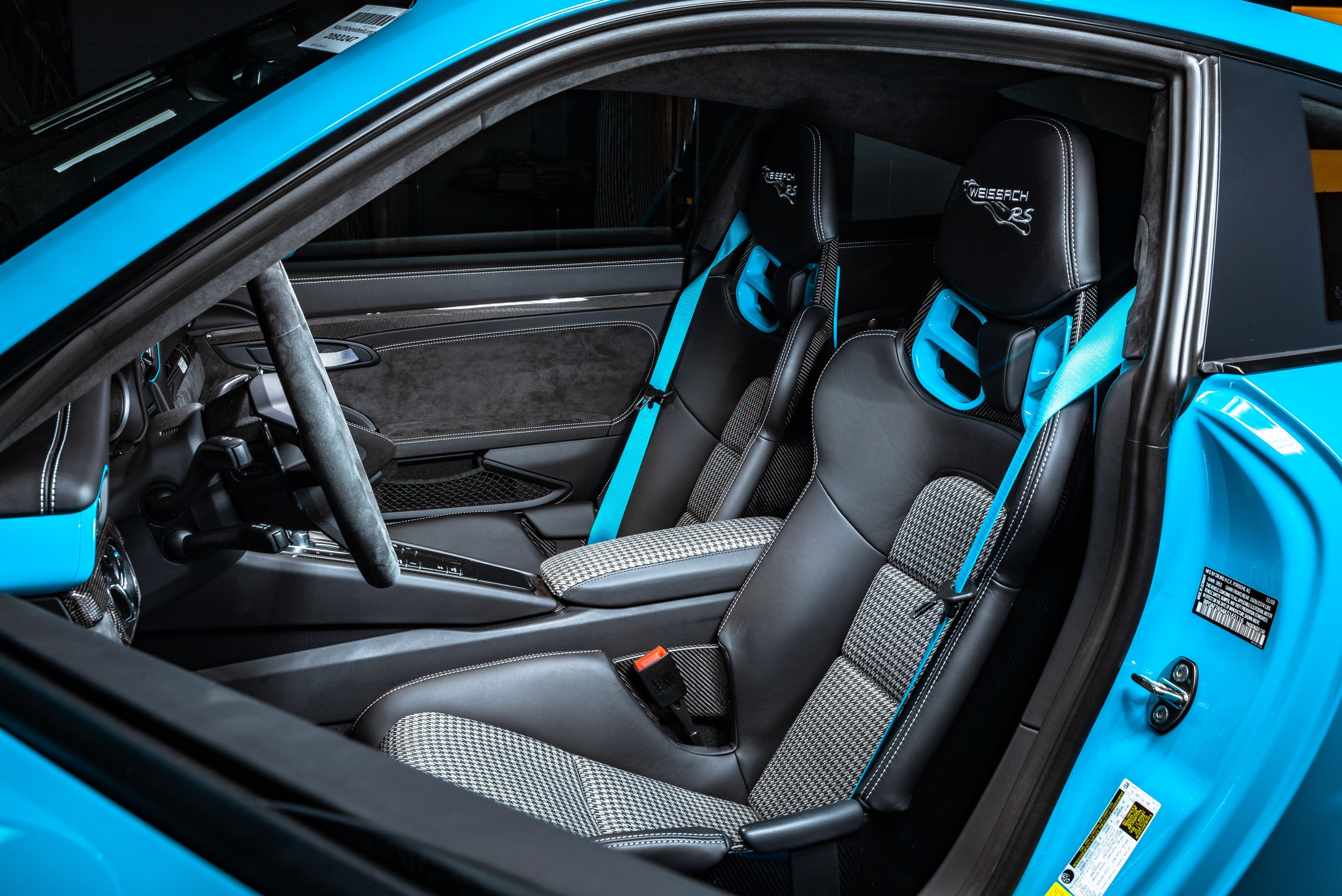 Special Wishes Interior Options On Our 2019 Porsche Gt3 Rs Porsche Gt3 Porsche Porsche Factory