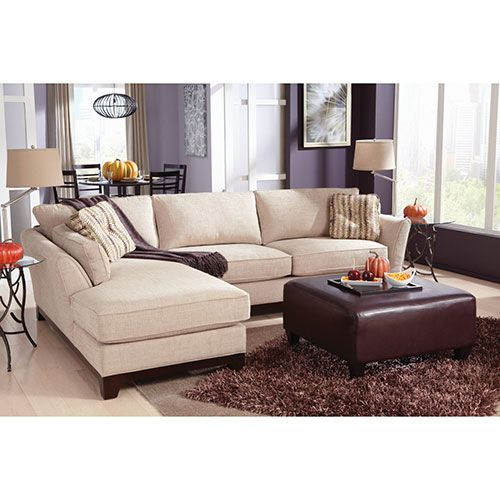 Lazyboy Sinclair Sectional Living Room Sectional Bedroom Sets