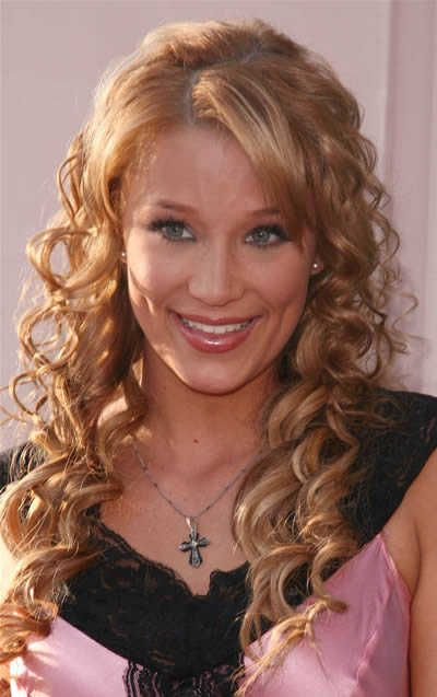 Long Hairstyles For Curly Hair 2013