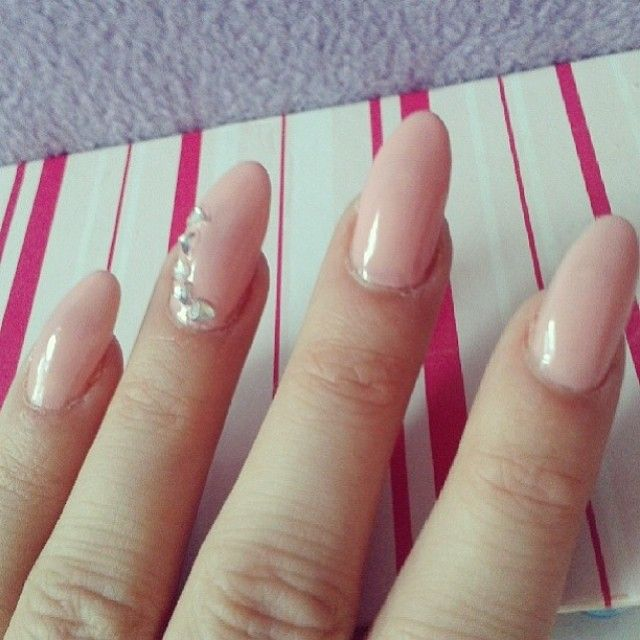 Pinterest Almond Nails | Joy Studio Design Gallery - Best ...