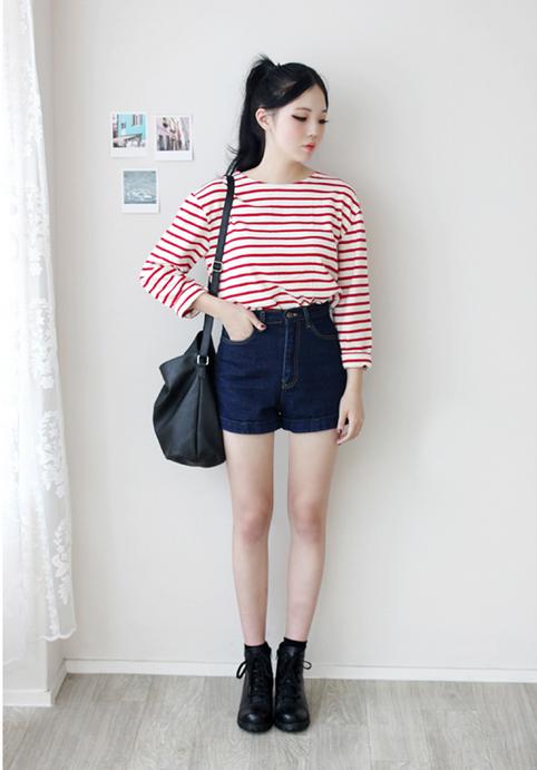 korean fashion , ulzzang , ulzzang fashion , cute girl , cute outfit ,  seoul style