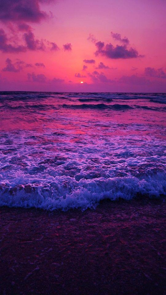 Sea sunset OGQ Backgrounds HD Landscape wallpaper, Sky
