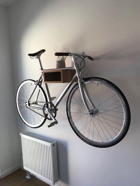 Fahrrad wandhalterung gustav fahrrad wandhalter - Wandhalterung rennrad ...