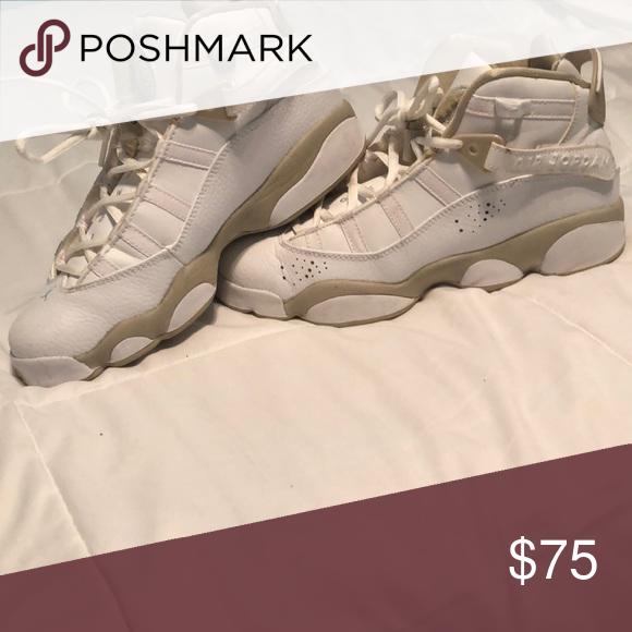 9158eb056474 Jordan 6 rings Only wore once.. Jordan Shoes Sneakers
