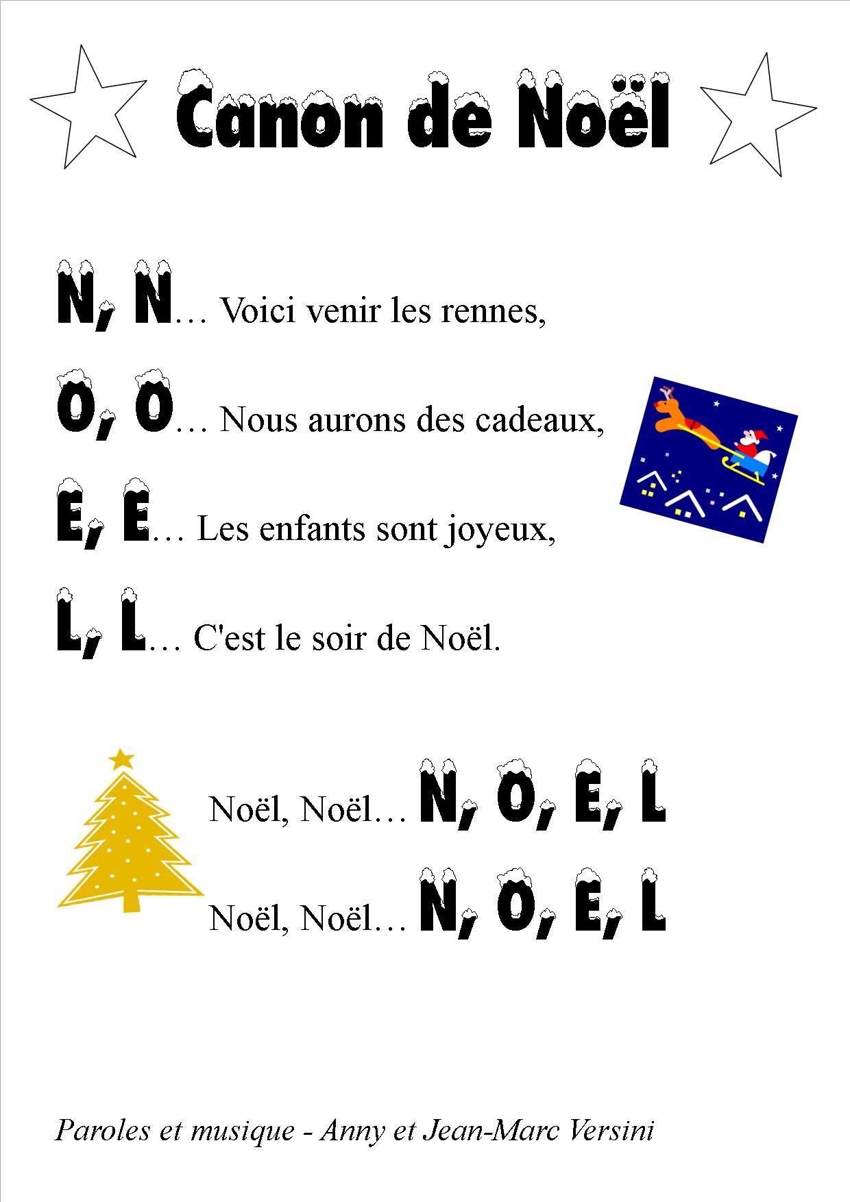 """Résultat de recherche d'images pour """"canon de NOël"""""""