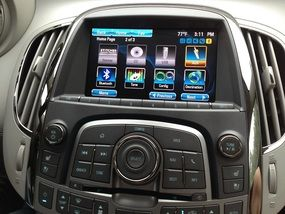 Upgrade Your Buick Lacrosse Verano Regal Intellilink System That Include Voice Recognition Features Pandora Stitcher Appli Buick Lacrosse Buick Lacrosse