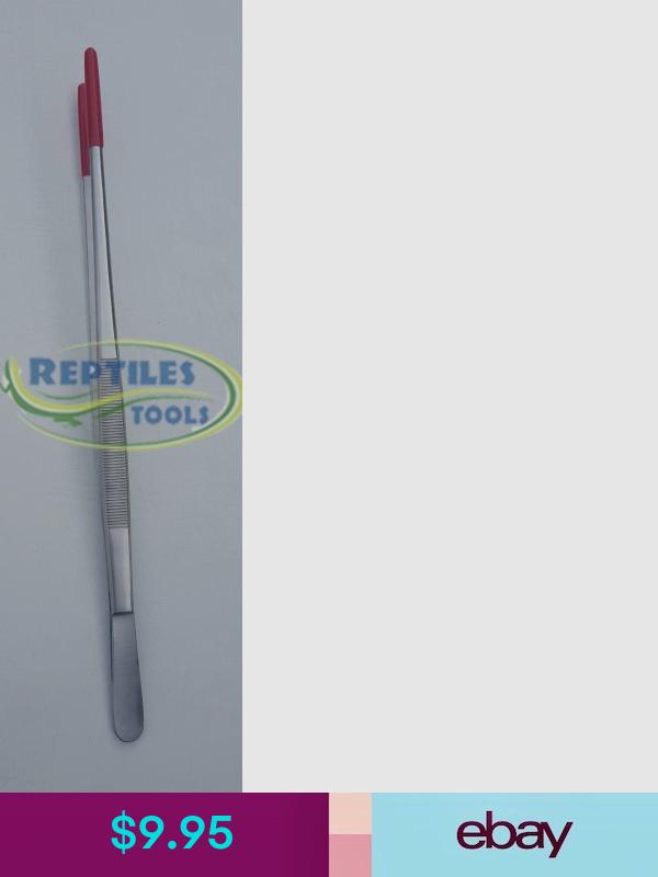 Herping Tools Ltd Reptile Supplies Ebay Pet Supplies Reptile Supplies Ebay Tools