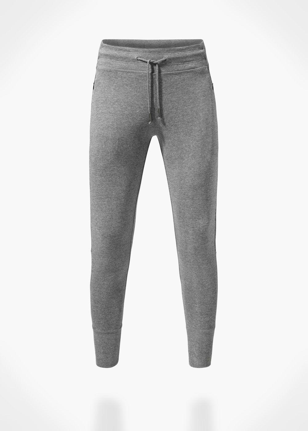f3adc601a5f24 Pantalón jogging felpa - Mujer. Yoga - pantalón jogging felpa