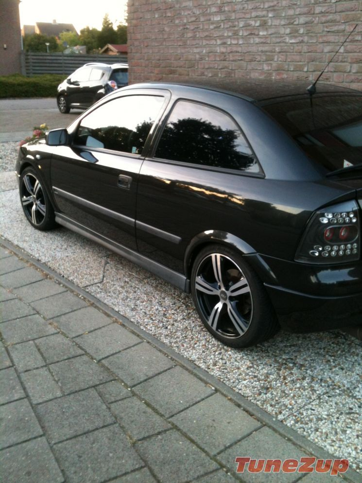 For Sale Styled Opel Astra Http Tunezup Com Car Tuning Car