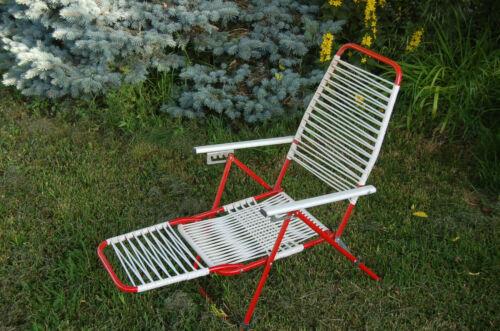 belle chaise longue d enfant scoubidou