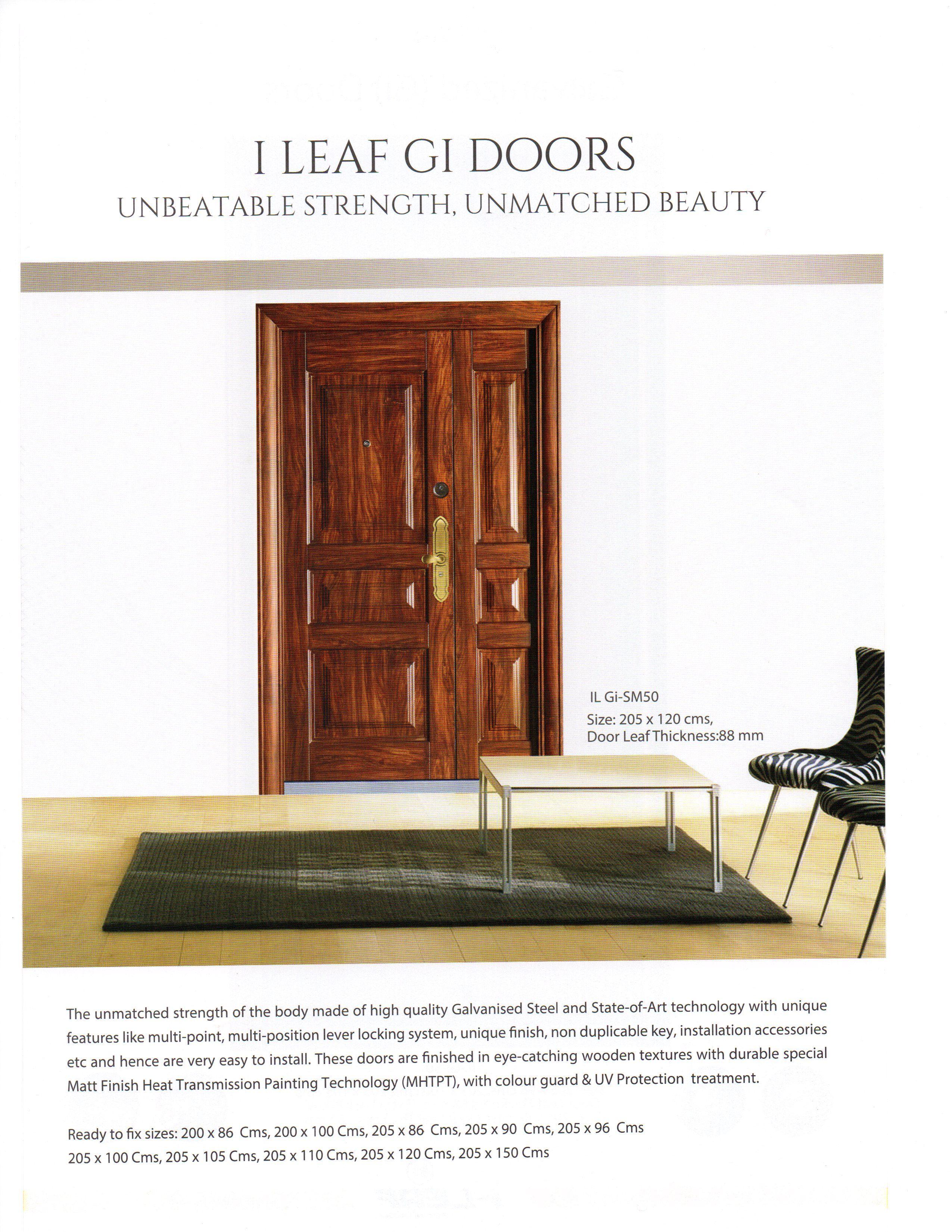 Pin By Ileaf Vizag On Doors Safe Room Doors Steel Doors Doors