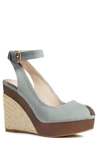 7f56e8944633 Buy Peep Toe 70 s Espadrille Wedges from the Next UK online shop ...