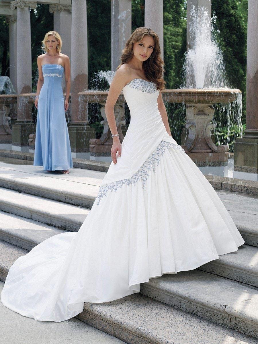 Vera wang plus size wedding dresses  Sophia Tolli Y Camille Wedding Dress  Rich taffeta runs the fit