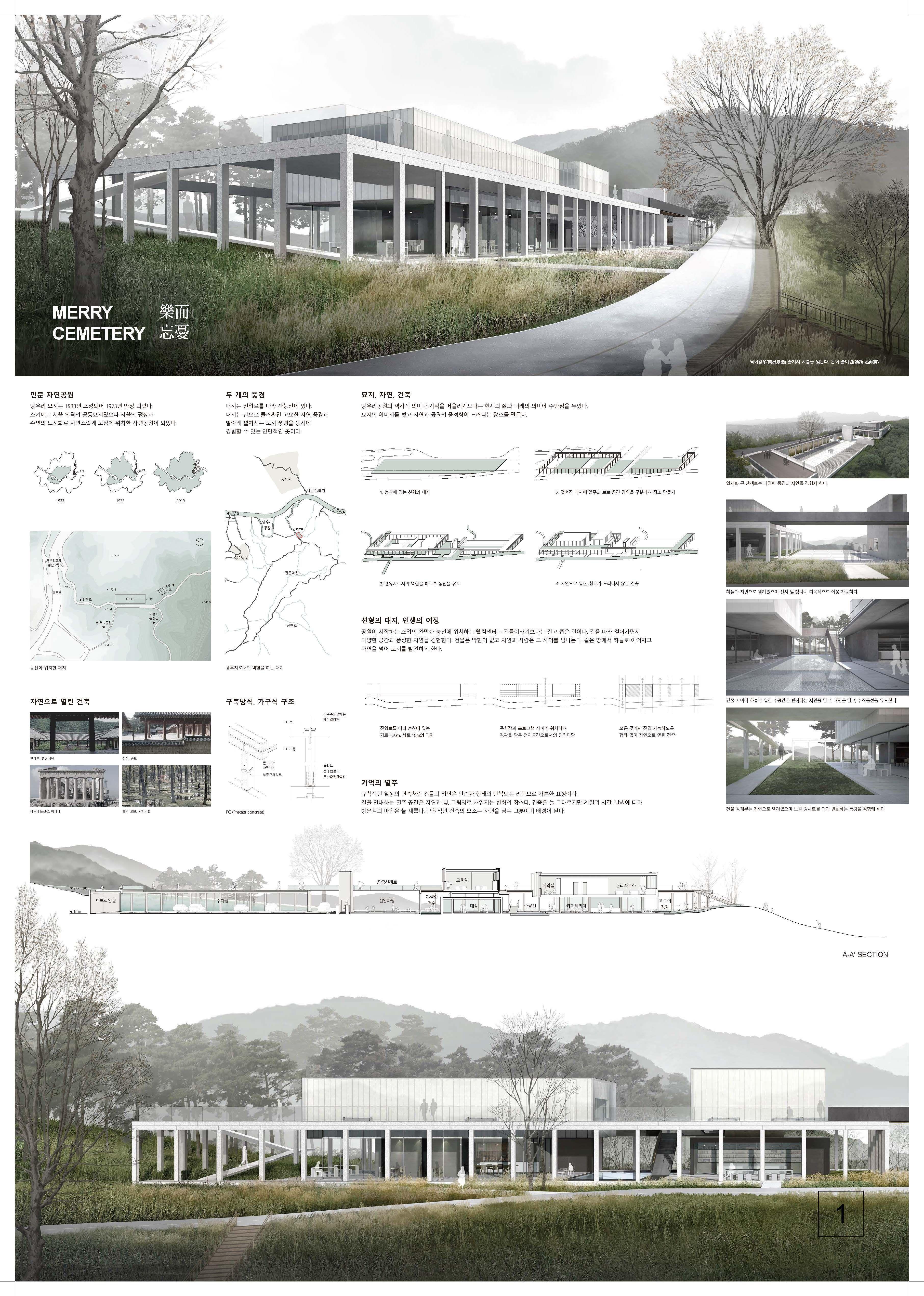 Manguri Park Welcome Center Established Domestic Designation Competiti
