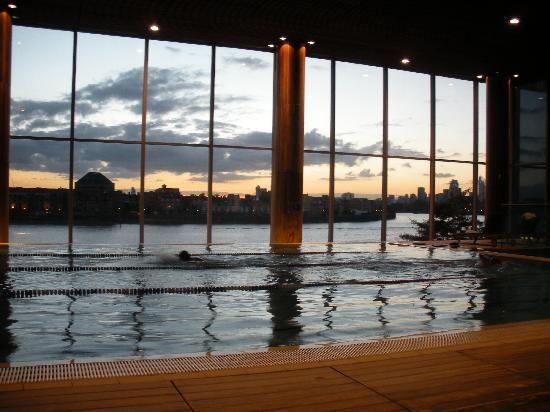 Four seasons pool virgin active canary wharf swimming Canary wharf hotels with swimming pool