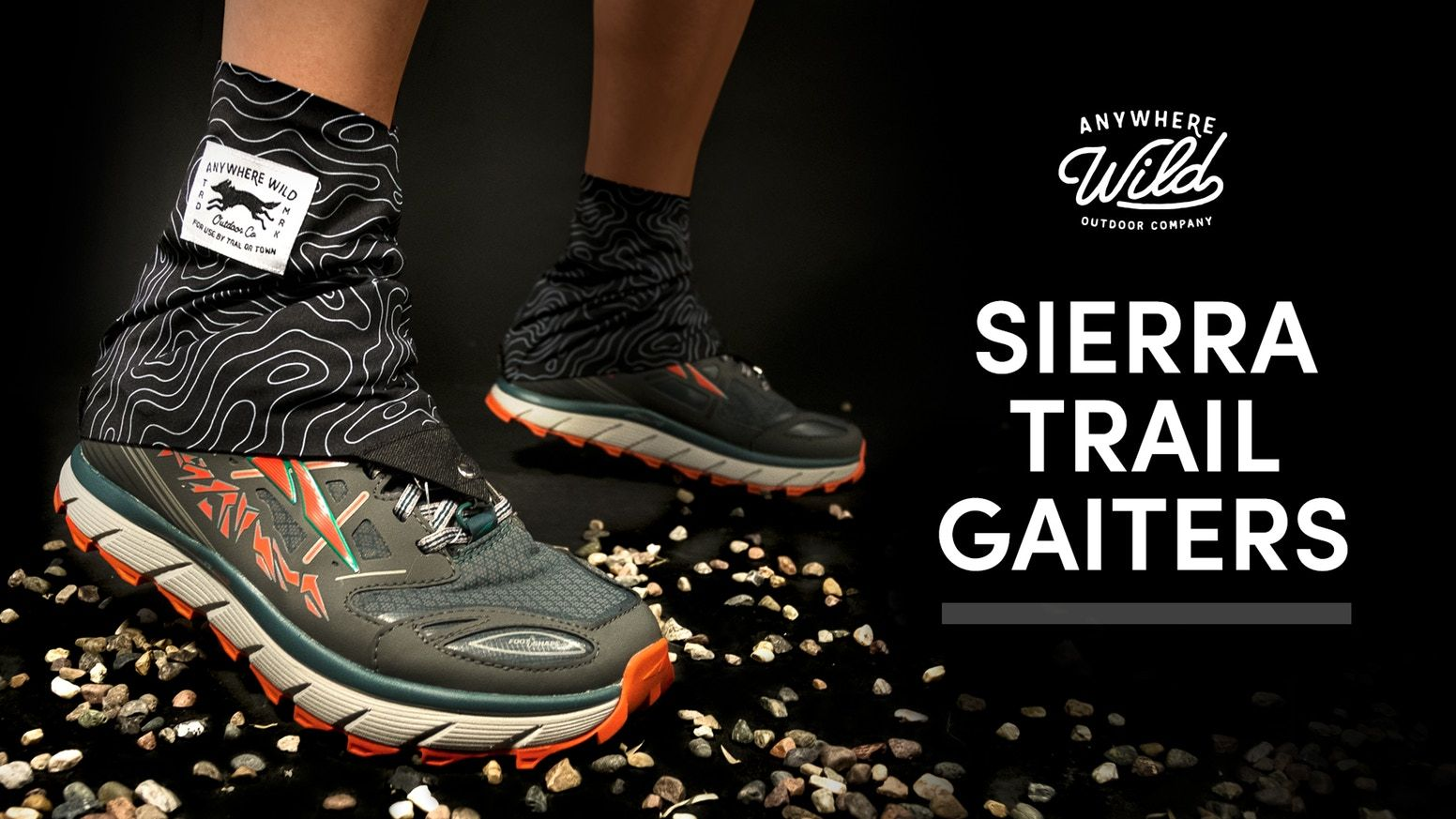 Gaiters for Trail Running