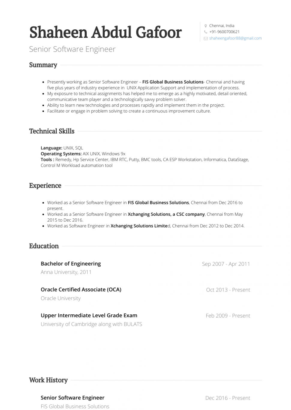 12 System Engineer Resume Goal