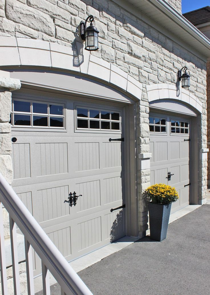 New Garage Doors Carriage Style Garage Doors Garage Door Styles Garage Door Design