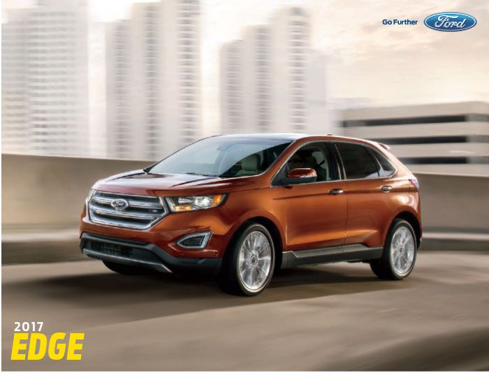 Ford Edge Brochure